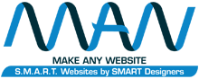 Makeanywebsite Logo